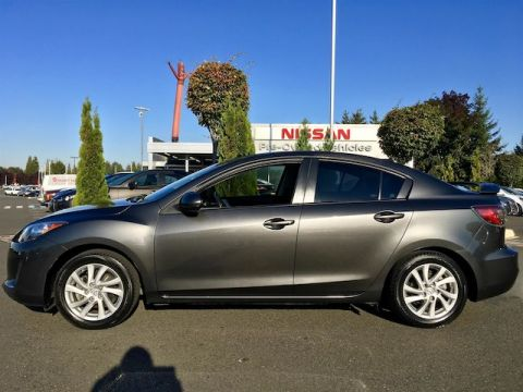 Pre-Owned 2012 Mazda3 i Grand Touring SKYACTIV