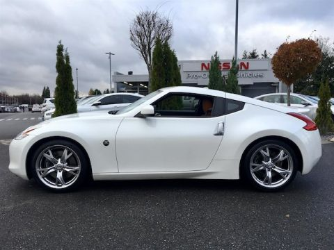 Pre-Owned 2012 Nissan 370Z Touring