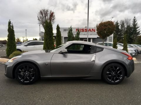 Certified Pre-Owned 2017 Nissan 370Z Base