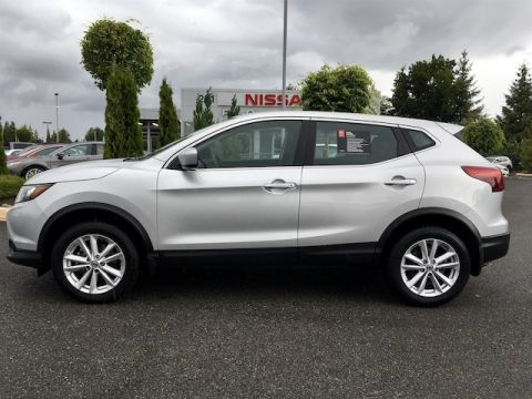 Certified Pre-Owned 2017 Nissan Rogue Sport