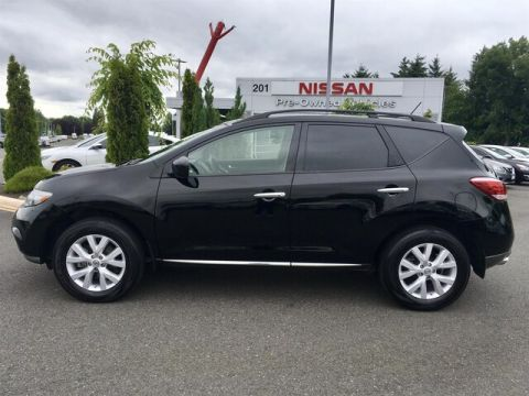 Pre-Owned 2013 Nissan Murano SL with Navigation