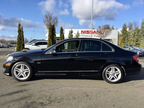 Pre-Owned 2012 Mercedes-Benz C 350 Sport
